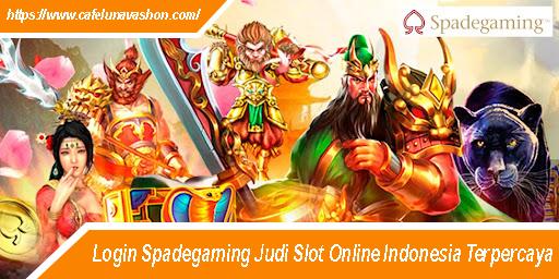 Login Spadegaming Judi Slot Online Indonesia Terpercaya